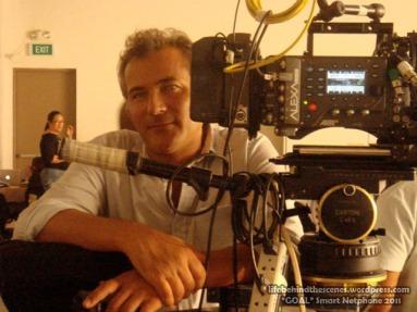Director of Photography Massimo Hanozet