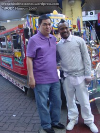 Ben Chan with apl.de.ap