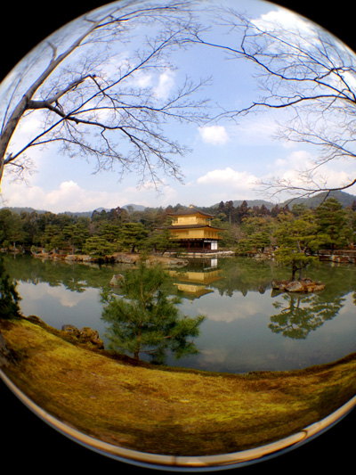 The Golden Pavilion