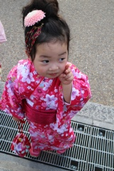 Mini-Geisha (cute!)