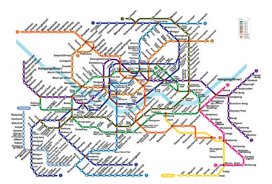 Seoul Metropolitan Subway