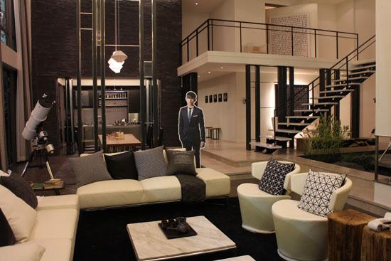 Do Min-Joon's house