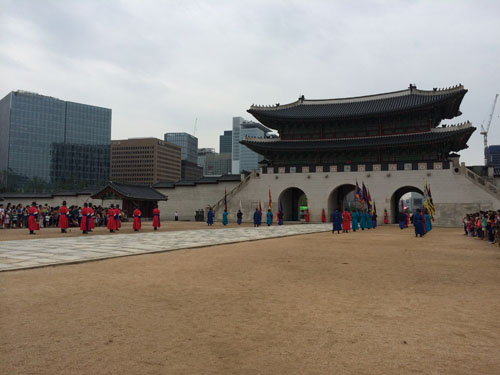 Royal Guard Changing Ceremony