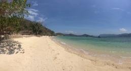 Dimanglet Beach